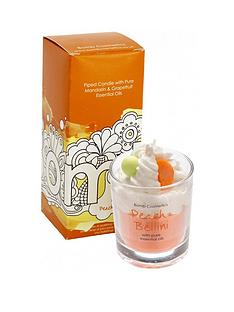 bomb-cosmetics-peach-bellini-candle