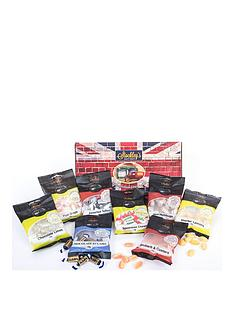 Gifts jewellery stockleys very stockleys stockleys union flag family favourites box sugar free 875gm negle Images