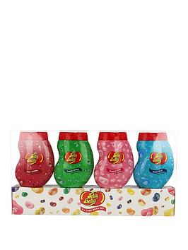 jelly-belly-jelly-belly-travel-mini039s-4-x-75ml-assorted-body-washes