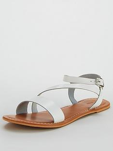 v-by-very-rayne-leather-asymmetricnbspflat-sandal-white