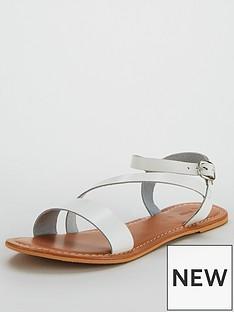 v-by-very-rayne-leather-asymmetricnbspflat-sandal-white
