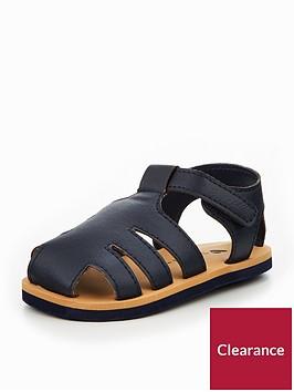 mini-v-by-very-caleb-closed-toe-baby-sandals-navy