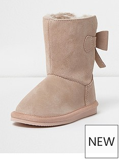 river-island-faux-fur-lined-boot
