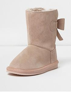 river-island-toddler-faux-fur-lined-boot