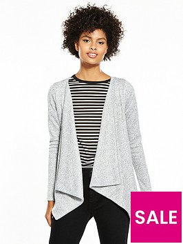 v-by-very-brushed-waterfall-cardigan
