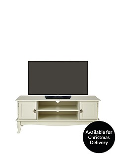 Emily TV Unit - fits up to a 52 inch TV