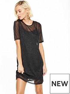 river-island-black-glitter-t-shirt-dress