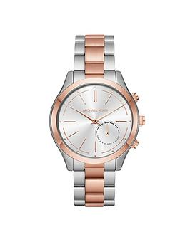 michael-kors-mkt4018-access-slim-runway-silver-and-rose-gold-tonenbsphybrid-smartwatch