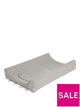 mamas-papas-contour-changing-mattress-grey