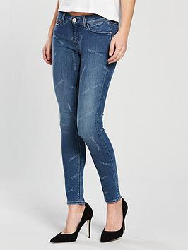 Tommy Jeans Mid Rise Nora 7/8 Jeans thumbnail