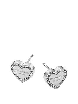 michael-kors-mkj3966nbsppaveacute-silver-tone-heart-earrings