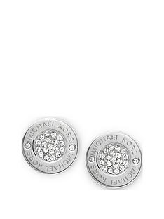 michael-kors-mkj3352nbsppaveacute-silver-tone-earrings
