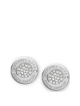 michael-kors-mkj3352nbsppaveacute-silver-tone-earrings