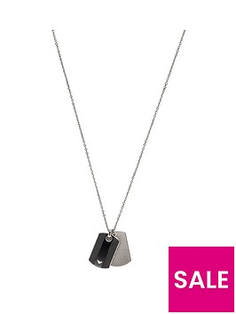 emporio-armani-stainless-steel-mensnbspnecklace