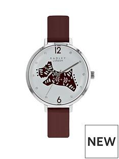 radley-folk-dog-leather-strap-watch