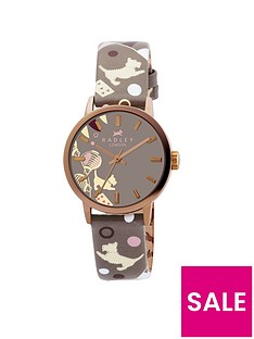 radley-printed-leather-strap-watch