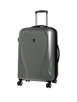 It Luggage Corona Metallic 8-Wheel Medium Case