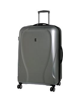 It Luggage Corona Metallic 8-Wheel Large Case