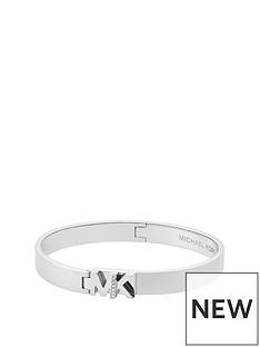 michael-kors-mkj6837040nbspsilver-tone-iconic-logo-bracelet