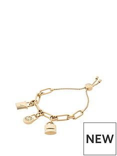 michael-kors-mkj6816710nbspgold-tone-charm-slider-bracelet
