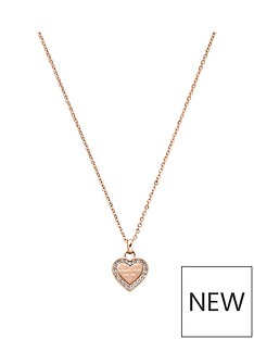 michael-kors-mkj3971-rose-gold-tone-paveacute-heart-logo-necklace