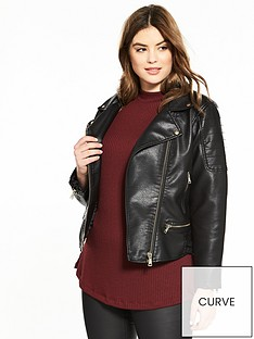 v-by-very-curve-zip-detail-pu-biker-jacket