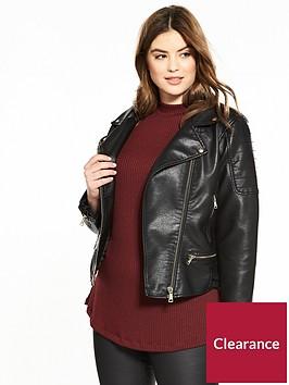 v-by-very-curve-zip-detail-pu-biker-jacket