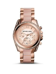 michael-kors-mk5943-blair-rose-gold-tone-chronograph-ladies-watch