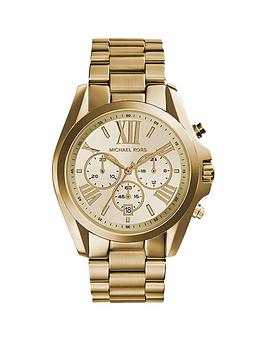 michael-kors-mk5605nbspbradshaw-gold-tonenbspladies-watch