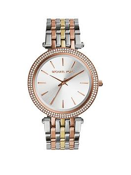 michael-kors-mk3203nbspdarci-tri-tone-ladies-watch