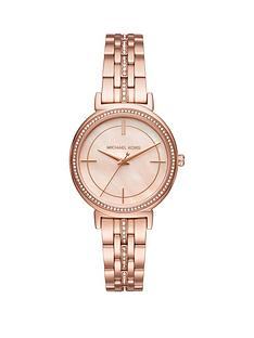 michael-kors-mk3643nbspcinthia-rose-gold-tonenbspladies-watch