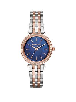michael-kors-mk3651nbspmini-darcinbspsilver-two-tone-ladies-watch