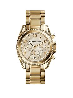 michael-kors-mk5166nbspblair-gold-tone-chronograph-ladies-watch
