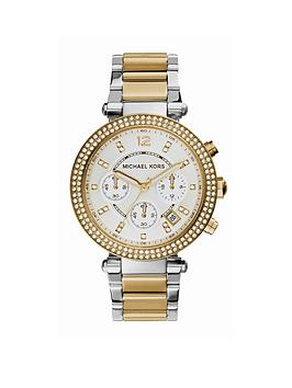 michael-kors-mk5626nbspparker-two-tone-chronograph-ladies-watch