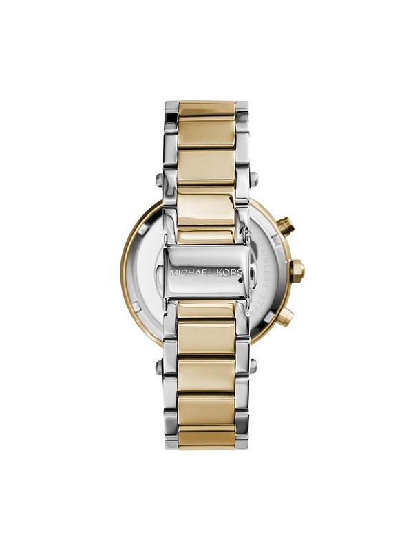 119bf1149bdf ... MICHAEL KORS MK5626 Parker Two Tone Chronograph Ladies Watch. £153.00.  Swipe for more images. Double tap to zoom
