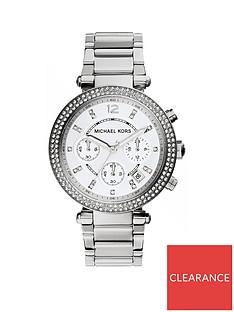 michael-kors-mk5615nbspparker-silver-tone-chronograph-ladies-watch