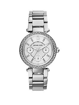 michael-kors-mk5615-mini-parker-silver-tone-chronograph-ladies-watch