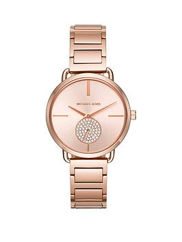michael-kors-mk3640-portia-rose-tonenbspblush-dial-ladies-watch