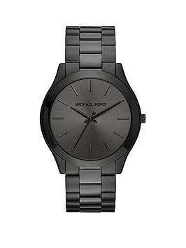 michael-kors-michael-kors-runway-black-ip-stainless-steel-bracelet-gents-watch