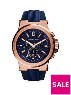 michael-kors-michael-kors-dylan-rose-gold-stainless-steel-blue-silicone-strap-gents-watch