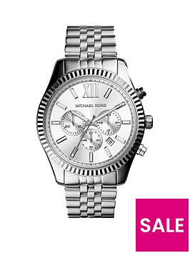 michael-kors-mk8405nbsplexington-silver-tone-chronograph-mens-watch