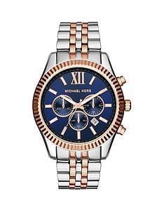 michael-kors-lexington-2-tone-stainless-steel-bracelet-navy-face-gents-watch