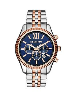 michael-kors-lexington-2-tone-stainless-steel-bracelet-navy-face-gents-watch
