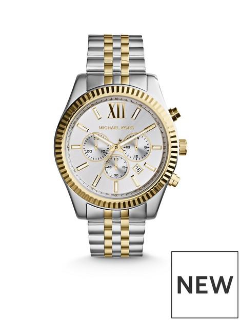 michael-kors-mk8344nbsplexington-two-tone-chronograph-mens-watch