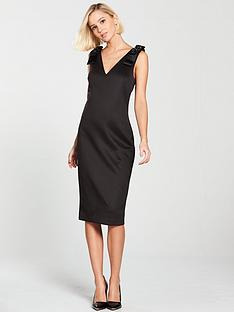 ted-baker-belliah-bow-shoulder-bodycon-dress