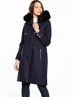 ted-baker-kalissa-wool-hooded-parka