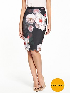 ted-baker-laylie-chelsea-print-pencil-skirt