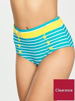 pour-moi-starboard-high-waist-control-bikini-brief-aqua-stripe