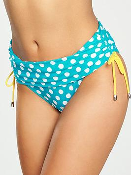 pour-moi-starboard-fold-adjustable-bikini-brief-aqua-spot