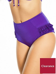 pour-moi-puerto-rico-high-waist-control-bikini-brief-blue